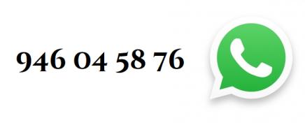 Número con WhatsApp